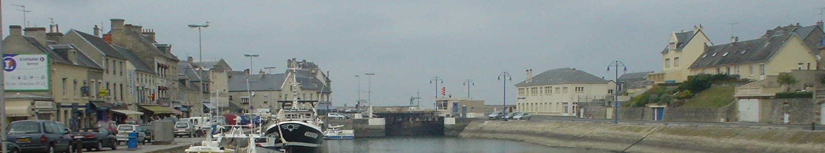 Bessin Harbour