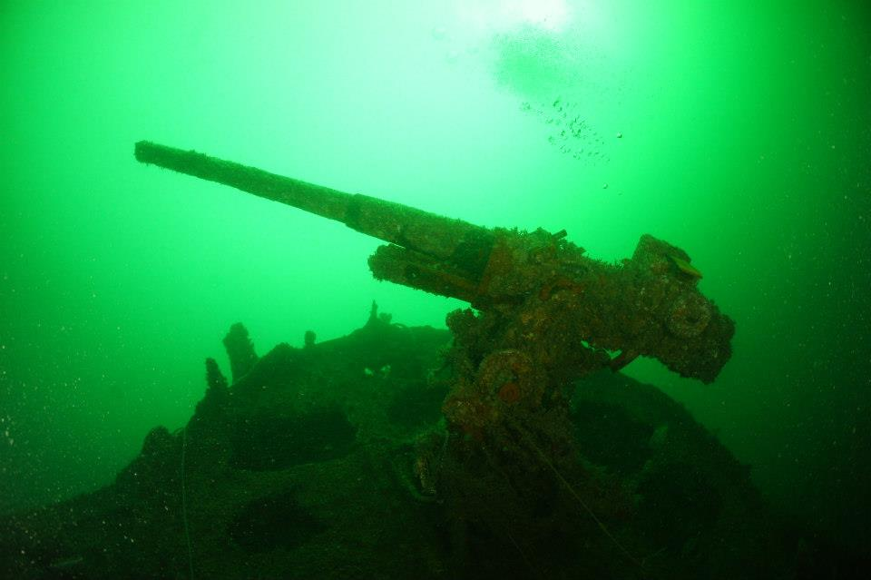 Channel Diving - Brighton - Eastbourne - Normandie - I.O.W.